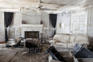 Protect belongings from water damage