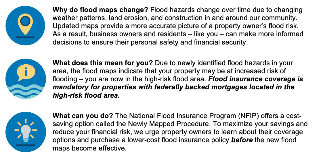 Flood Insurance Maps are Changing. What does that mean for you?